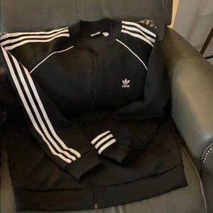 NWOT Adidas zip up jacket